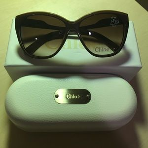 Chloe Tilla Sunglasses CL2181 (brown)