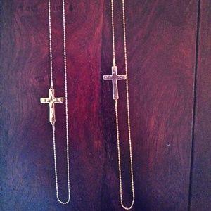 Jewelry - *Cross necklace*