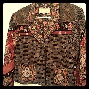 Dorothy Schoelen Platinum Jacket