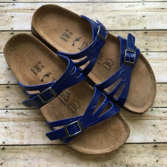 Birkenstock Shoes Birkis Moorea Vegan Sandals Poshmark