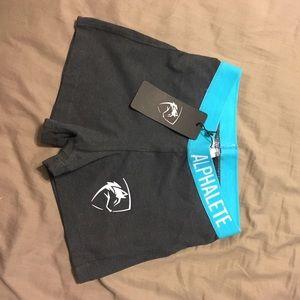 Alphalete shorts