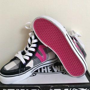 Vans Shoes - New Vans Corrie Hi Top Girls Shoes 2ed093319