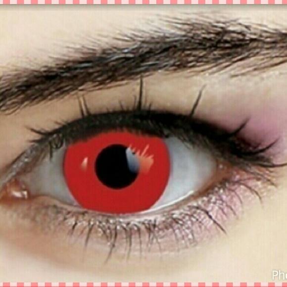Non Prescription Colored Contacts >> Red Non Prescription Colored Contacts Boutique