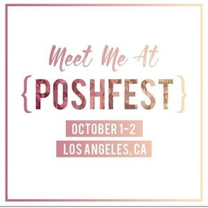 Other - POSHFEST 2016!