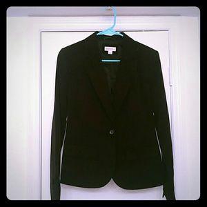 Merona Black Blazer, size 4