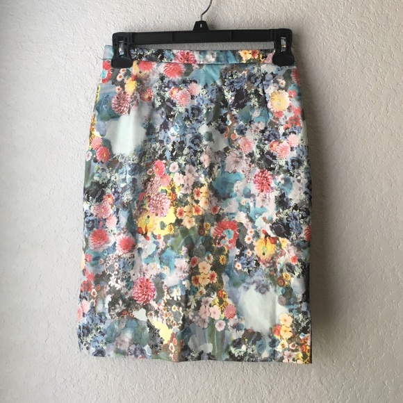 Your place H m floral skirt consider