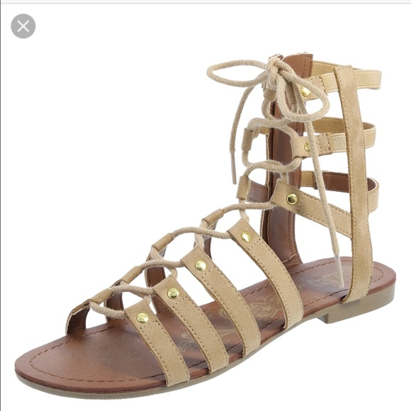 3b2cf75d0318 Brash from Payless Shoes - Payless Mystique Gladiator Sandals