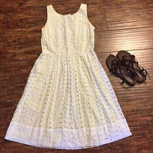 Dorothy Perkins Eyelet Dress