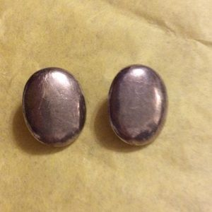 Vintage 925 clip earrings