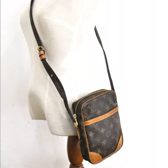 b57a51ffa589 Louis Vuitton Handbags - 💯% Authentic Louis Vuitton Danube PM. PRICE FIRM