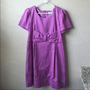 See by Chloé Lavender Dress with Bow