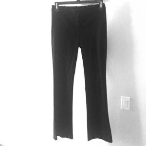 Theory wide leg pants