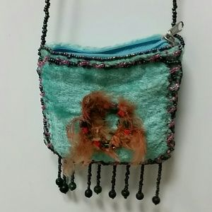 Handbags - Handmade trinket purse