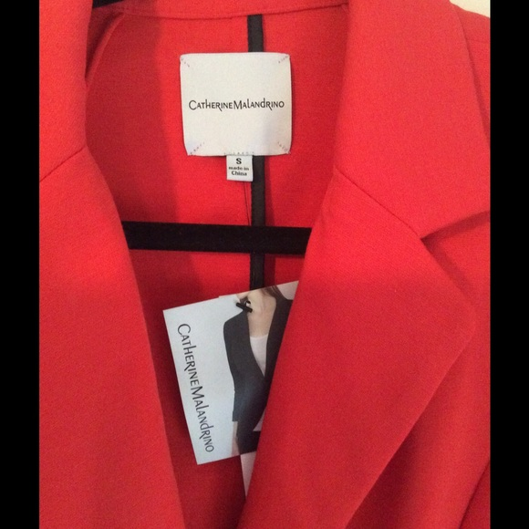 77% off Catherine Malandrino Jackets & Blazers - MOVING SALE NWT ...