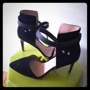 Joe's Jeans Shoes - Size 7.5 Joe's black leather heels