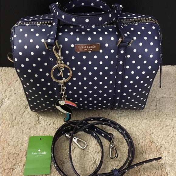 7bc2bdbf1 kate spade Handbags - Kate spade GRANT STREET GRAINY VINYL MINI CASSIE