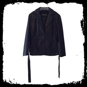 Wilsons Leather Jackets & Blazers - Wilsons Thinsulate Leather Jacket