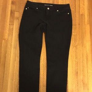 MICHAEL KORS black skinny jeans