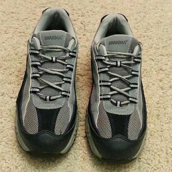 Brahma Shoes - Brahma Steel Toe Tennis Shoes d08a8dd6e8c