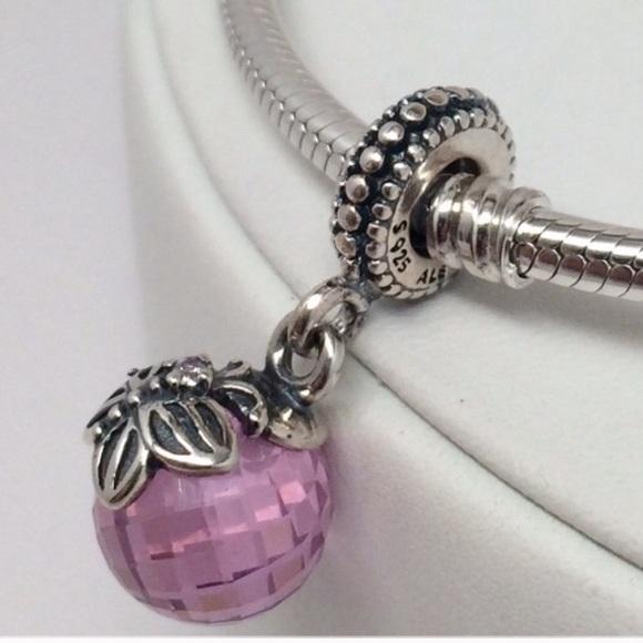 Pandora Butterfly Earrings: New Pandora Pink Morning