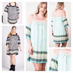 💥HP 3/18💥ADORABLE COLD SHOULDER TUNICS/DRESSES!