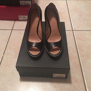 L.A.M.B. Shoes - LAMB peep toe heels