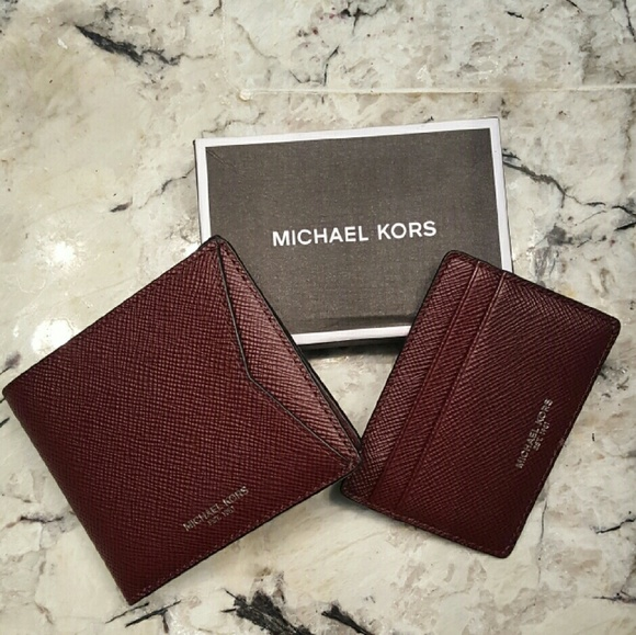 985f482d039f ... buy michael kors men harrison wallet billfold 0bc0d b687c