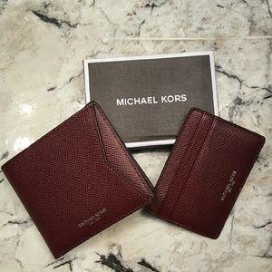 caf1f6897a0e Michael Kors Accessories - MICHAEL KORS MEN Harrison Wallet Billfold