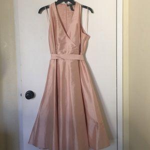 Ralph Lauren Peach Dress! ✨(Size 8)