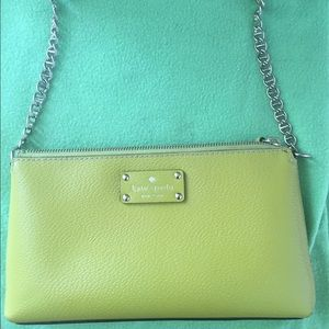 Kate Spade Lime Green Wellesley Byrd