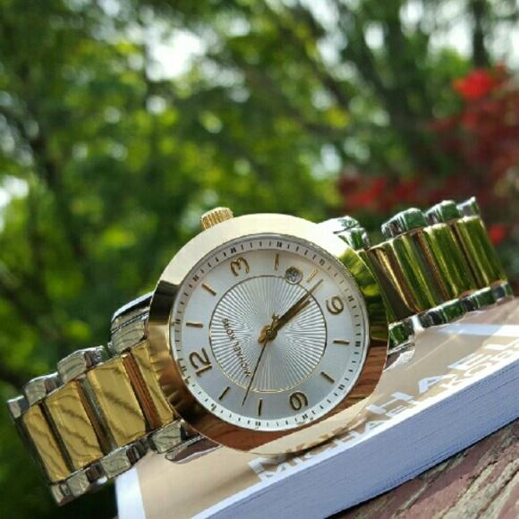 e99ee87f6fcc New Michael Kors Janey MK bracelet watch MK3487