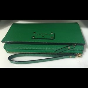 Kate Spade Wellesley Layton Sprout Green Tech
