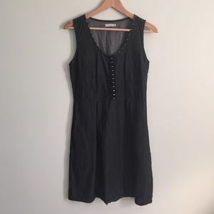 TULLE Dresses & Skirts - Lightweight BLack Denim Dress