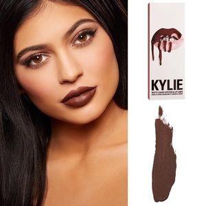 Kylie Cosmetics Other - Kylie Cosmetics True Brown K Lip Kit