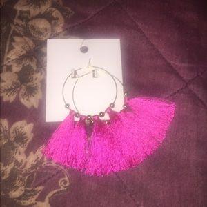 H&M Jewelry - Tassel earrings