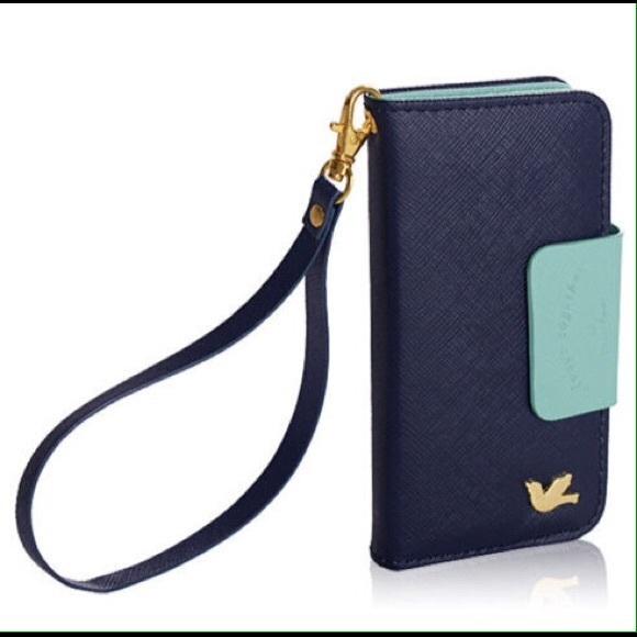 sale retailer 18e85 6b65d iPhone 6 plus/6s plus wallet case Wristlet New