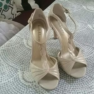 Kelly & Katie Shoes - SALE --- Like new heels