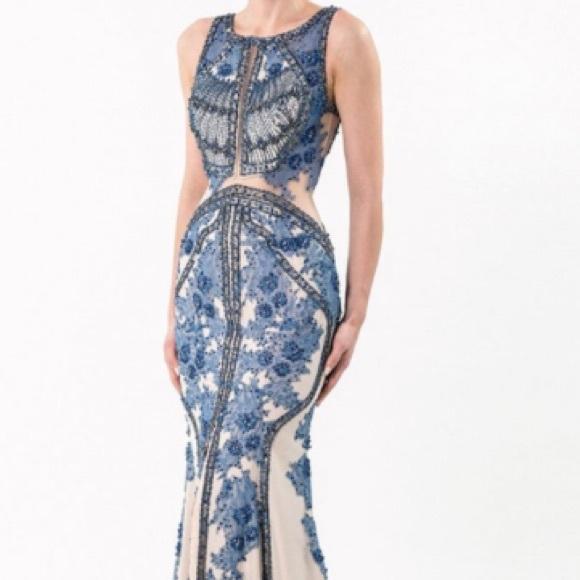 Terani Couture Dresses | Addtl Pics Embellished Gown | Poshmark