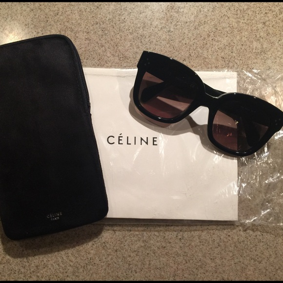 831ac8332b215 C line sunglasses Source · Celine Accessories Authentic Sunglassesnew  Audrey Cl41805s Poshmark
