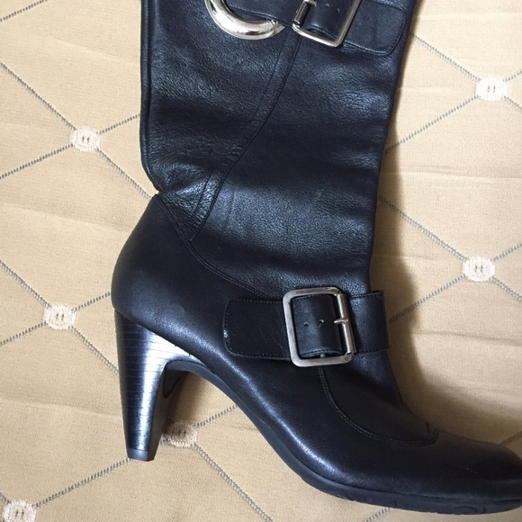 86 bcbgirls shoes bcbg mid calf boots from bev s