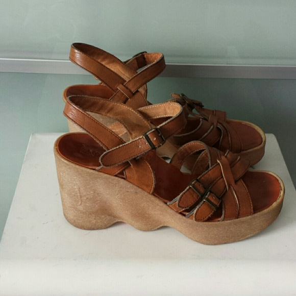 Vintage Famolare Shoes For Sale