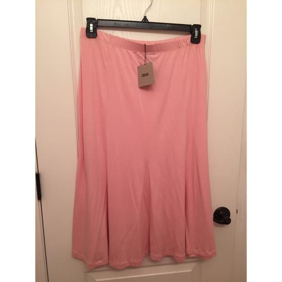 fluted hem skirt how to make