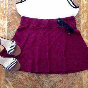 Aritzia Dresses & Skirts - Aritzia Talula Vanderbilt 100% Cotton Knit Skirt
