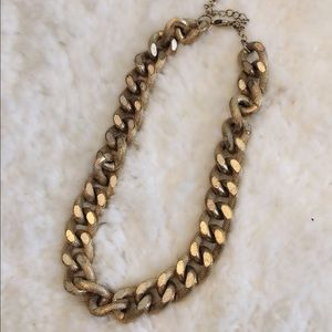 Jewelmint gold chain necklace