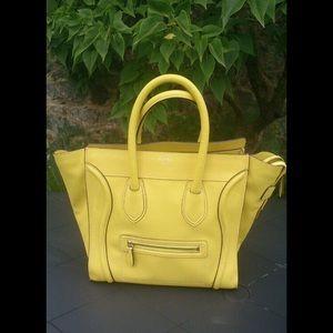 neon pink celine bag - Celine Bags on Poshmark