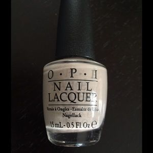 NEW OPI nail polish