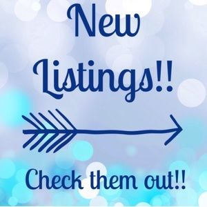 New listing!!! More to come .