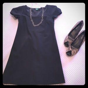 United Colors of Benetton Black Dress