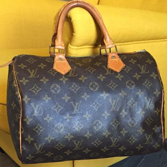 64f3a059a Louis Vuitton Handbags - SALE!!! AUTHENTIC LOUIS VUITTON SPEEDY 30