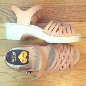 Swedish Hasbeens Shoes - New in Box! Swedish Hasbeen Braided Low, 37